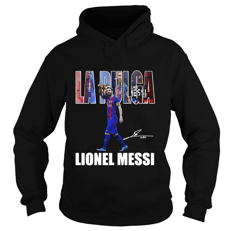 Lionel Messi la pulga signature s -hoodie