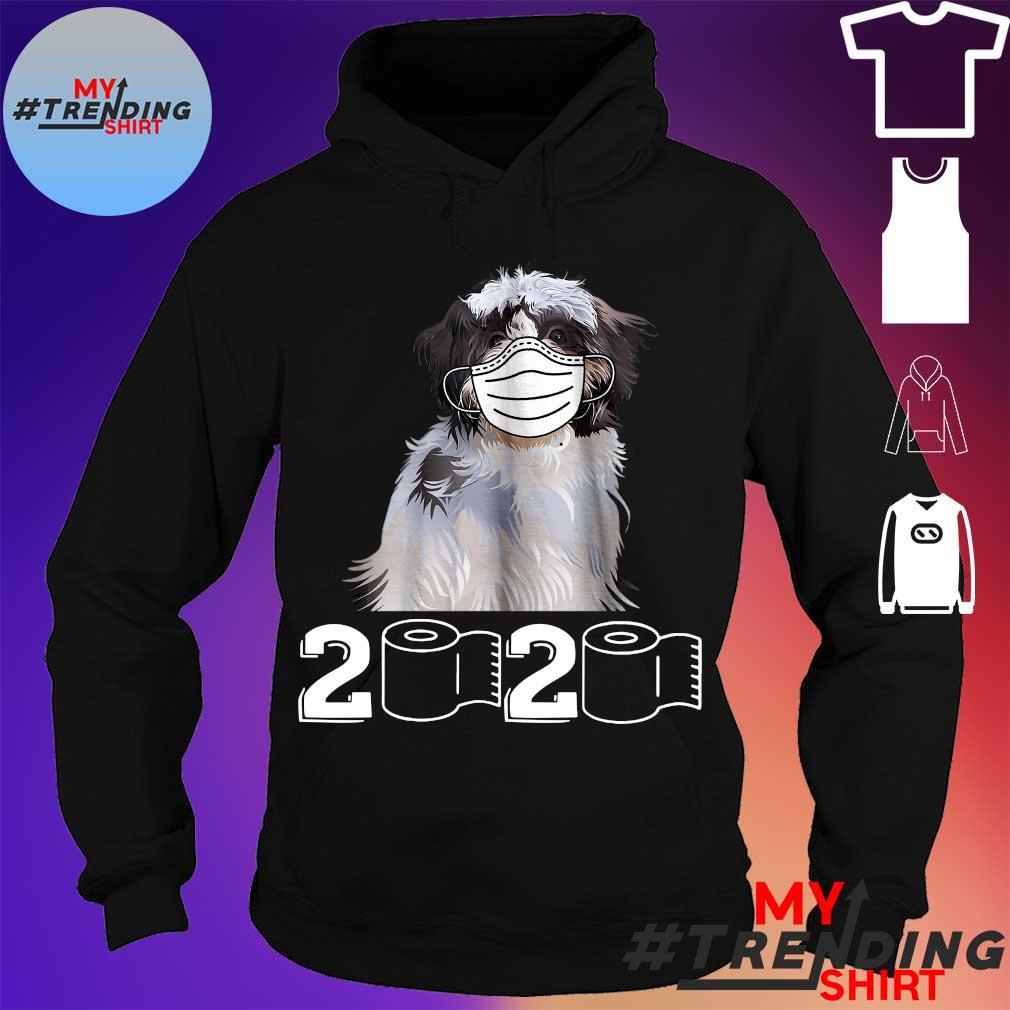 Springer Spaniel face mask 2020 s hoodie