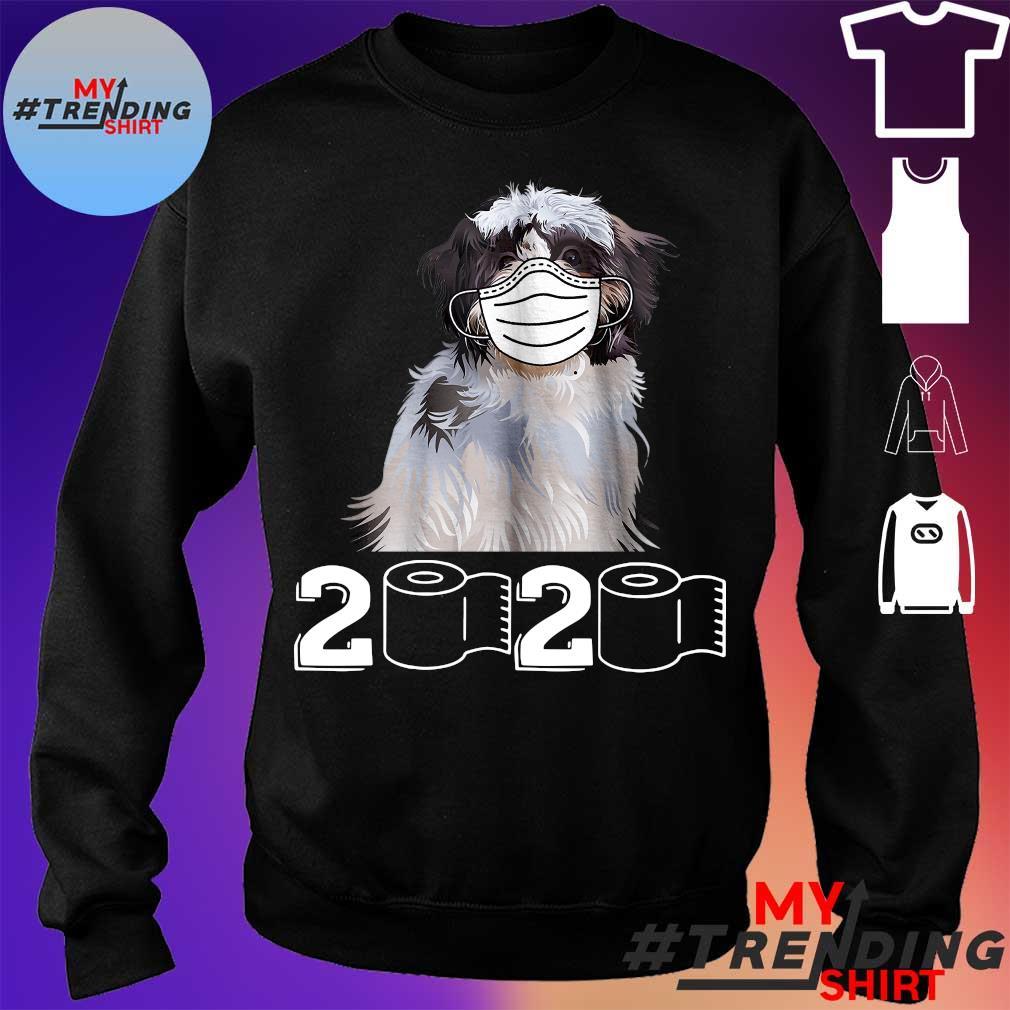 Springer Spaniel face mask 2020 s sweater