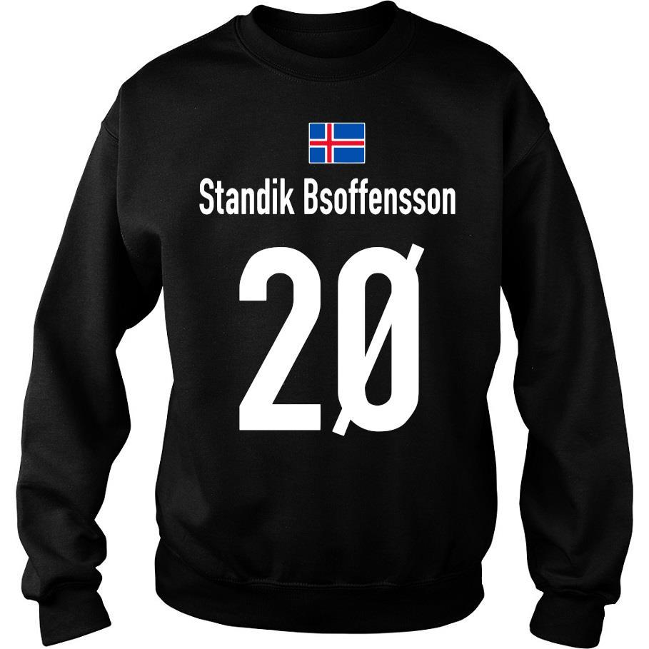 Standik Bsoffensson 20 s -sweater