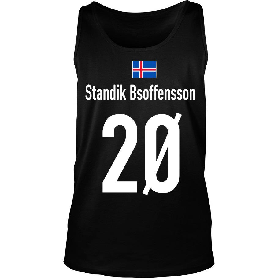 Standik Bsoffensson 20 s -tank top