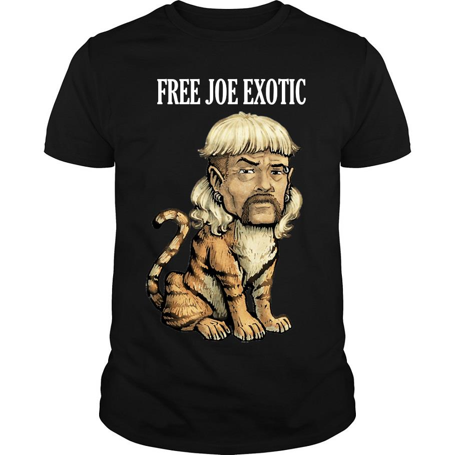 Tiger King 2020 Free Joe Exotic Shirt