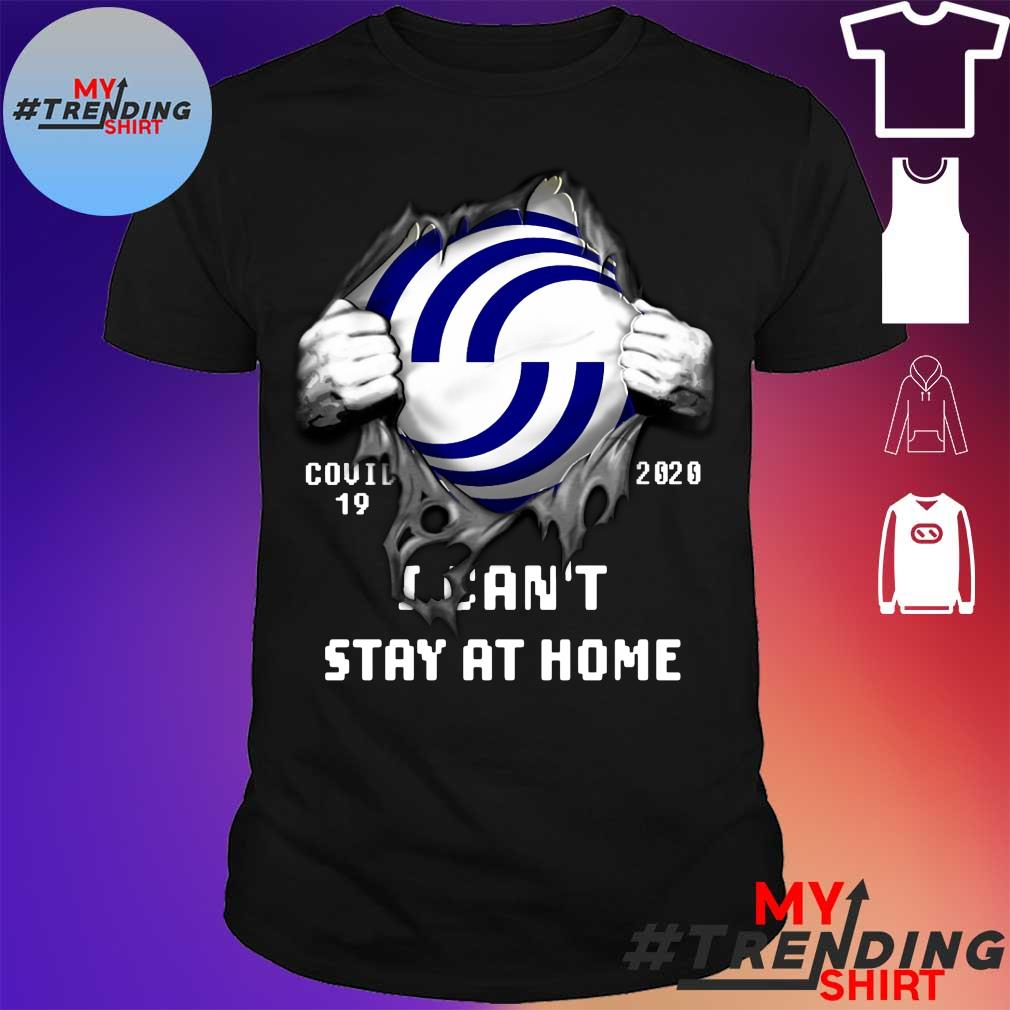 Blood Inside Me Airbus covid-19 2020 I can't stay at home shirt