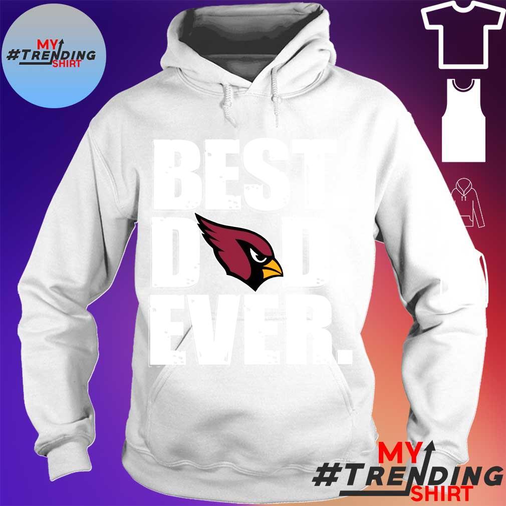 St. Louis Cardinals Best Dad ever s hoodie