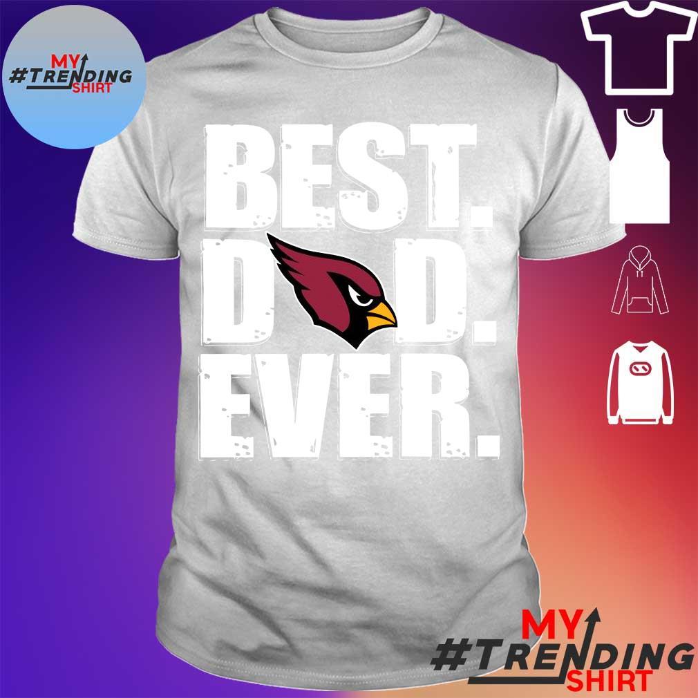 St. Louis Cardinals Best Dad ever shirt
