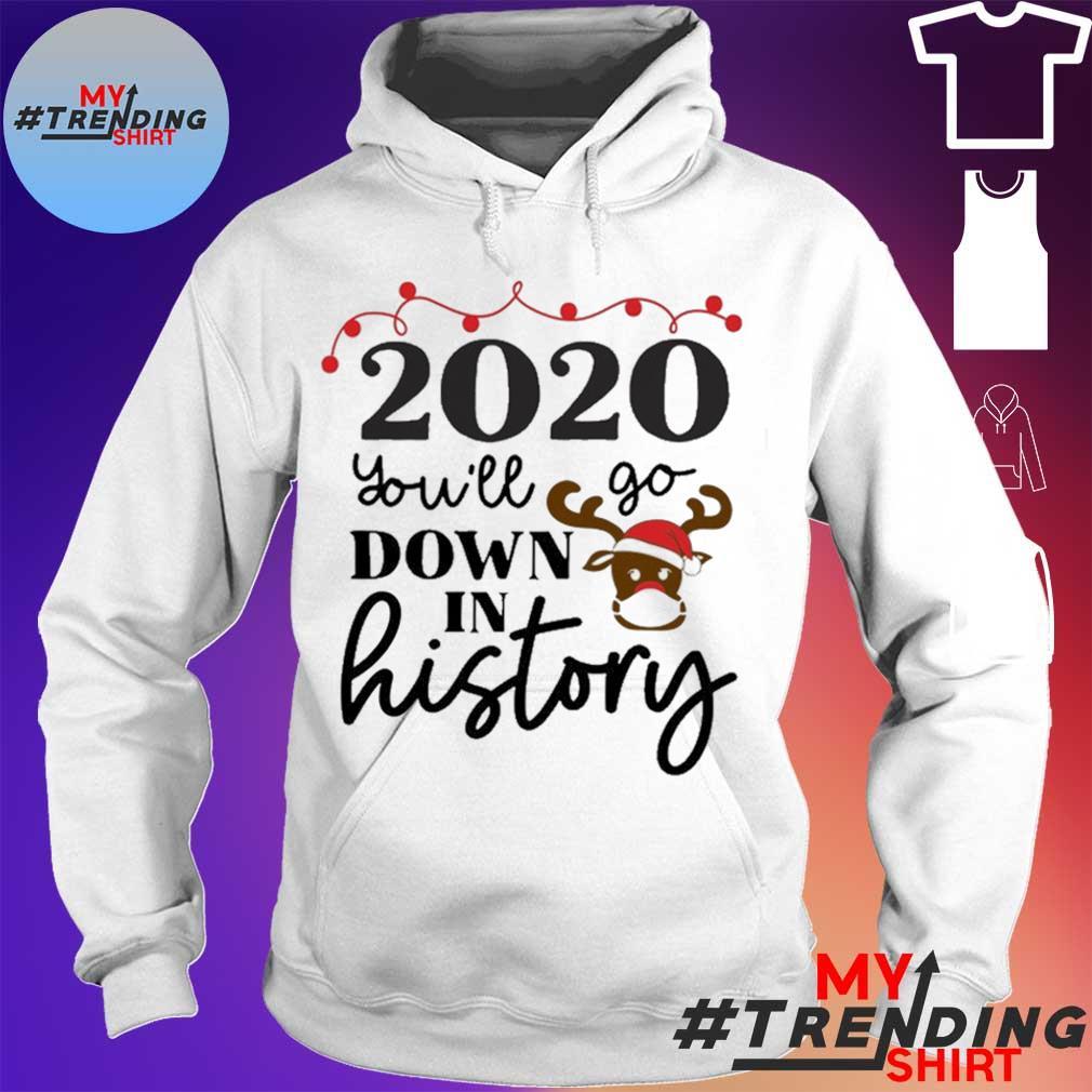 2020 christmas Shirt Christmas Quarantine Christmas 2020 Quarantine Christmas Shirt hoodie