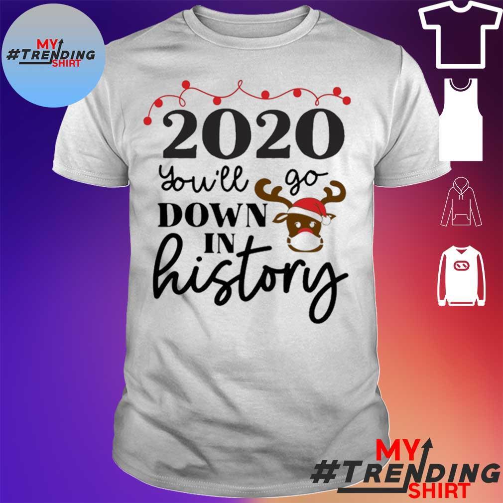 2020 christmas Shirt Christmas Quarantine Christmas 2020 Quarantine Christmas Shirt