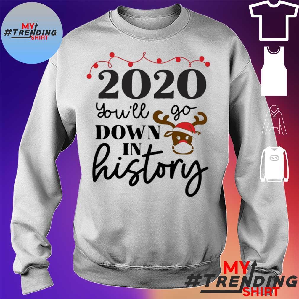 2020 christmas Shirt Christmas Quarantine Christmas 2020 Quarantine Christmas Shirt sweater