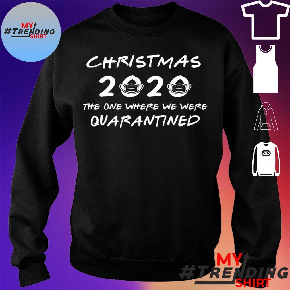2020 Christmas Shirt – Christmas Quarantine Shirt – Covid Christmas – Funny Christmas Shirt – Christmas 2020 Shirt – Quarantine Christmas sweater