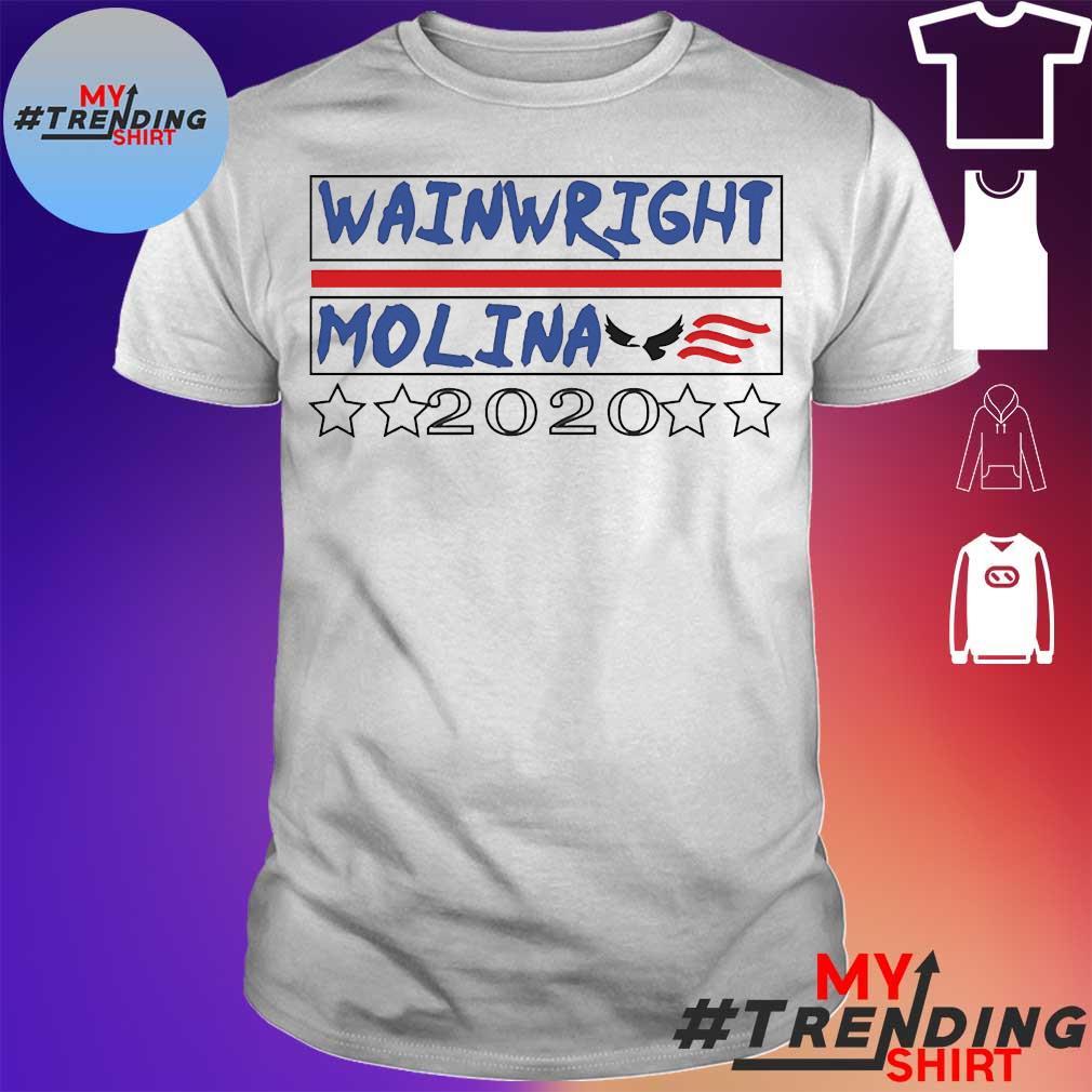 2020 Wainwright Molina shirt