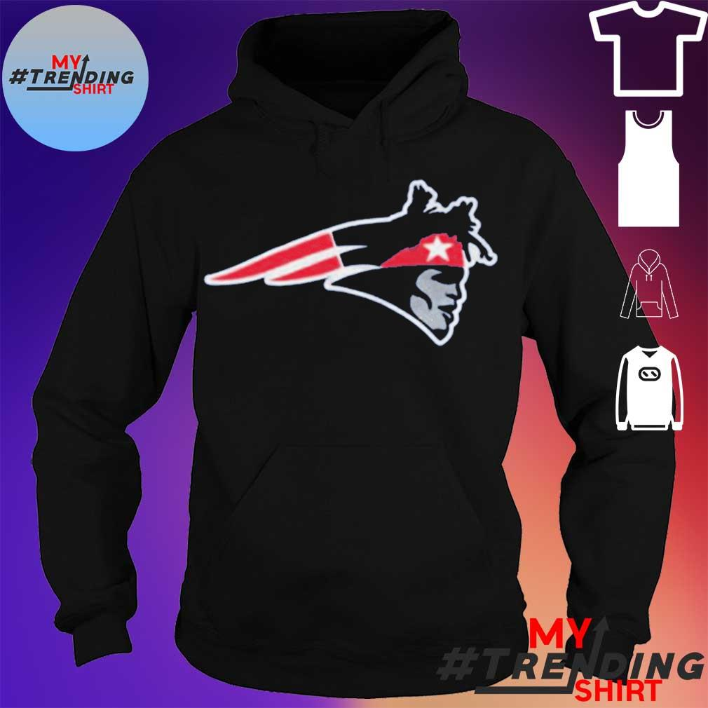 New England CN Shirt hoodie