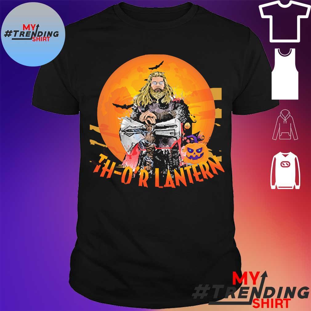 Thor Lantern halloween shirt