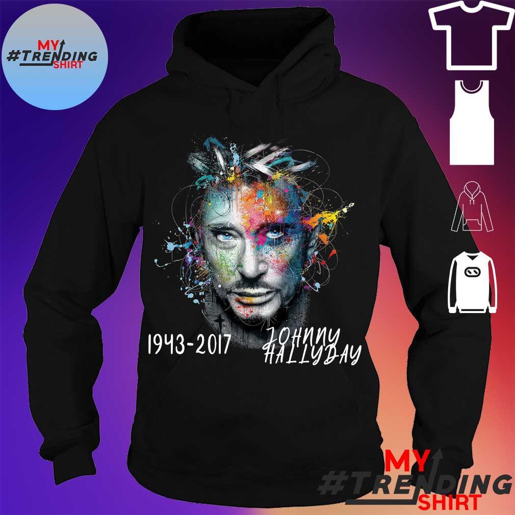 1943 2017 johnny hallyday s hoodie