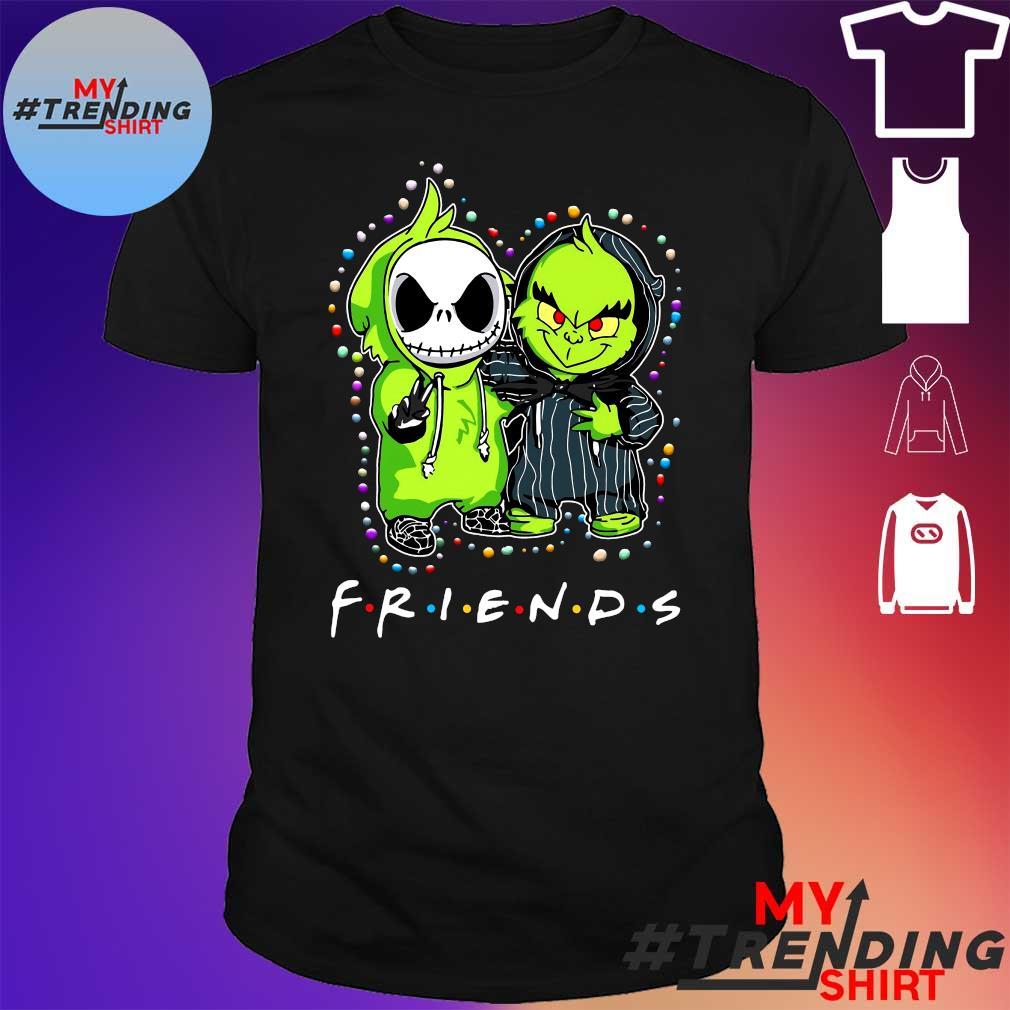 2020 king tee shop jack skellington it clown friends halloween shirt