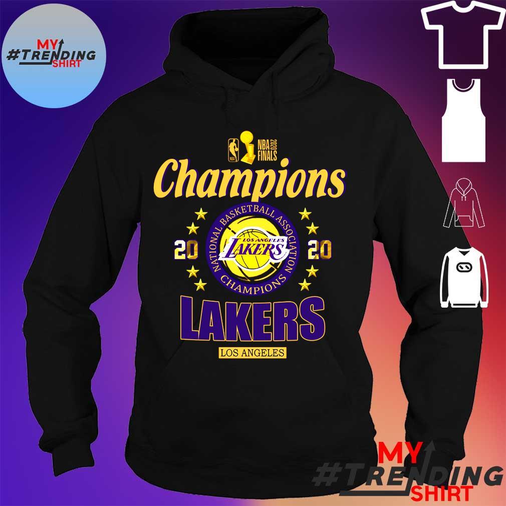 2020 Nba finals champions 2020 lakers los angeles s hoodie