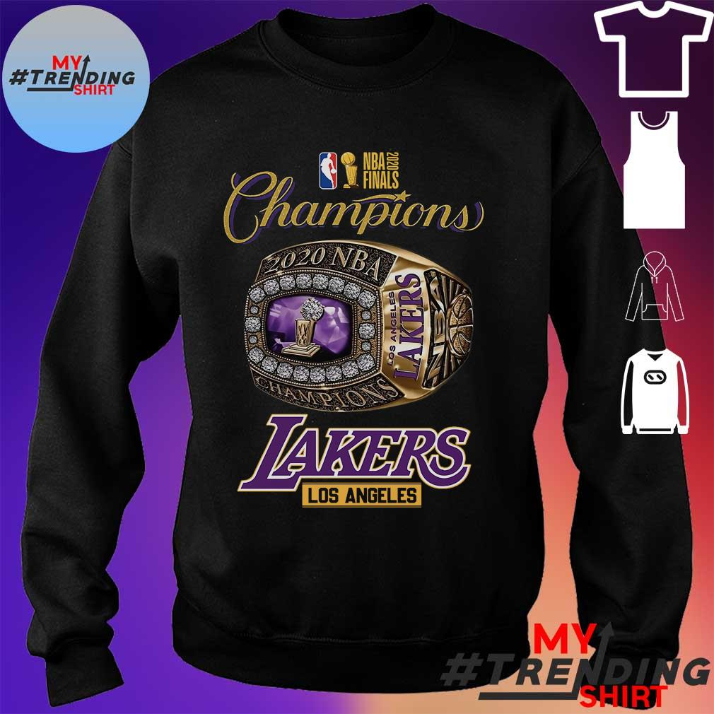 2020 Nba finals champions lakes los angeles s sweater