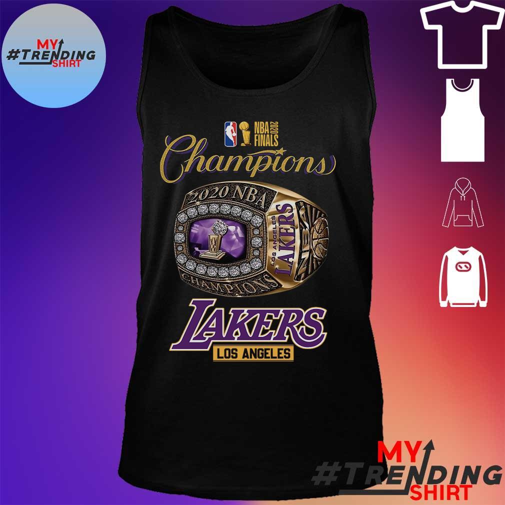 2020 Nba finals champions lakes los angeles s tank top