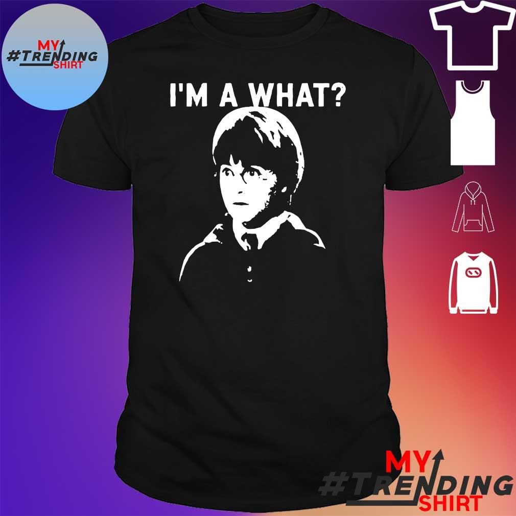 i'm a what haripotter shirt