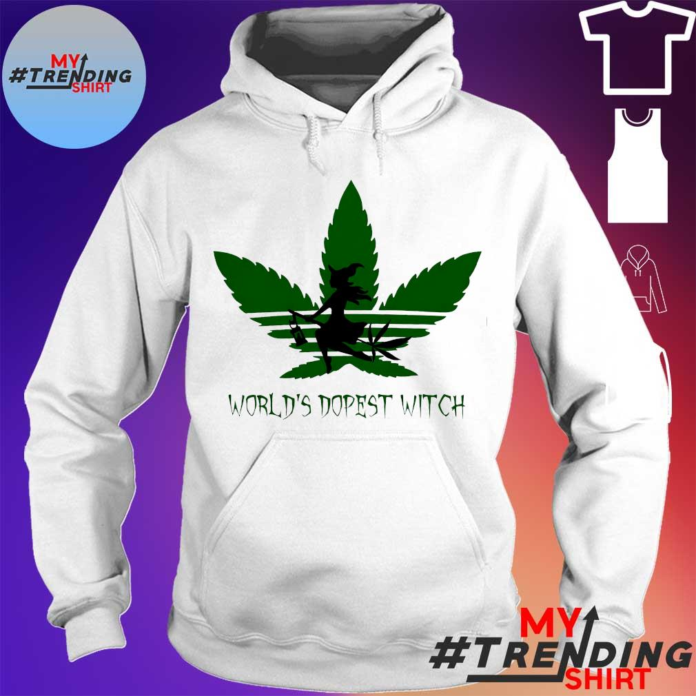 WORLD'S DOPEST WITCH SHIRT hoodie