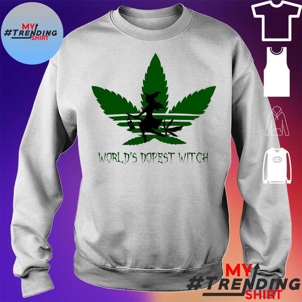 WORLD'S DOPEST WITCH SHIRT sweater