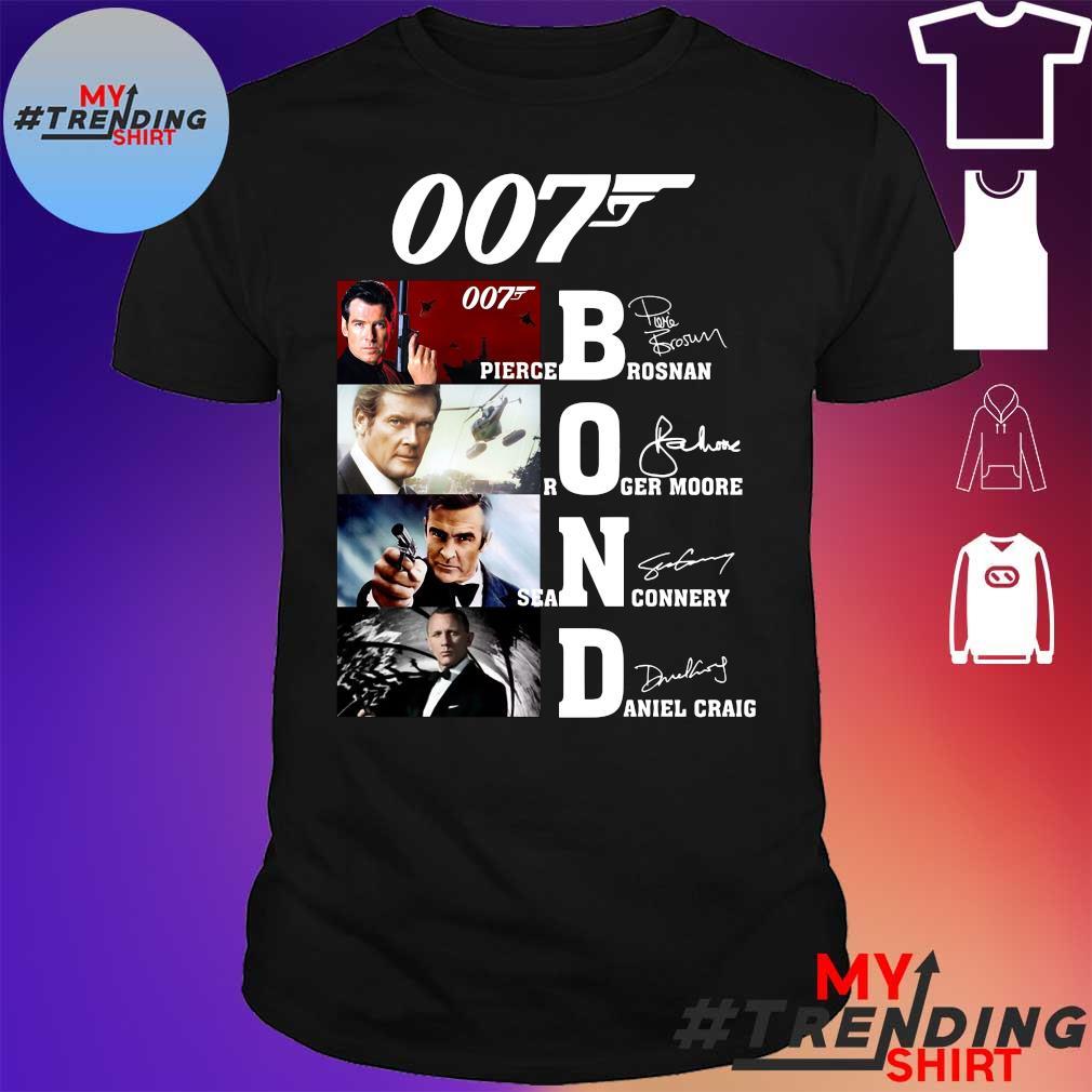 007 James Bond Signature Shirt