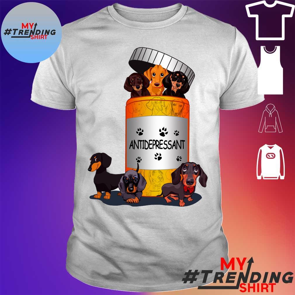 Dogs antidepressant shirt