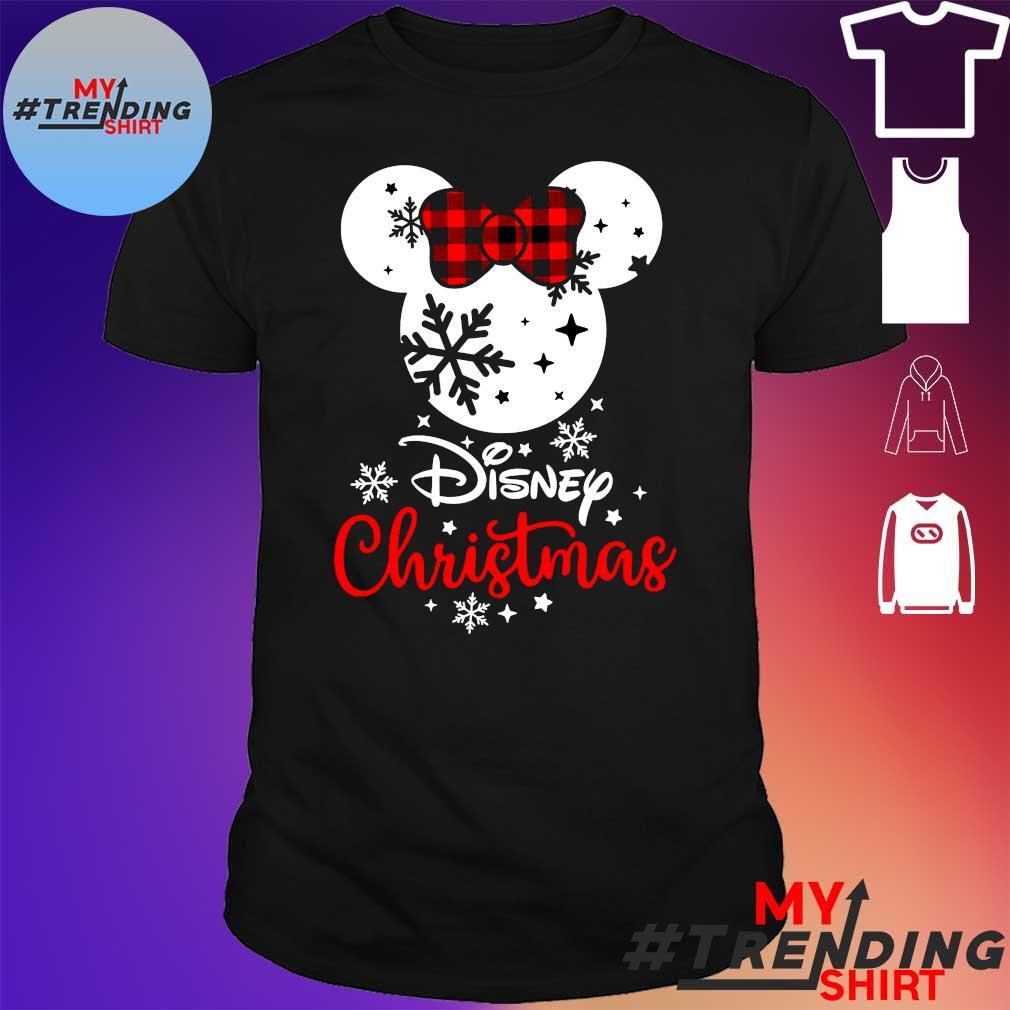 Mickey Disney christmas shirt