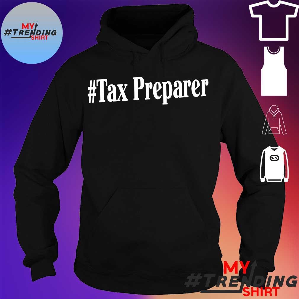 # tax preparer s hoodie